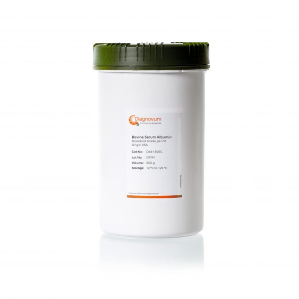 Bovine Serum Albumin, Standard Grade, pH 7.0