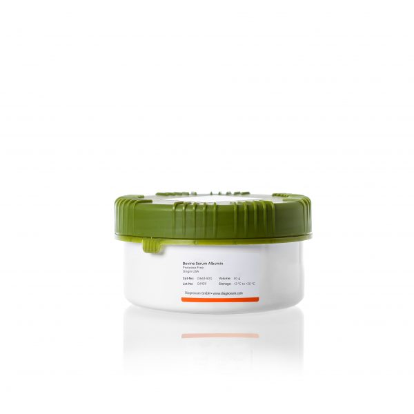 Bovine Serum Albumin, Protease Free