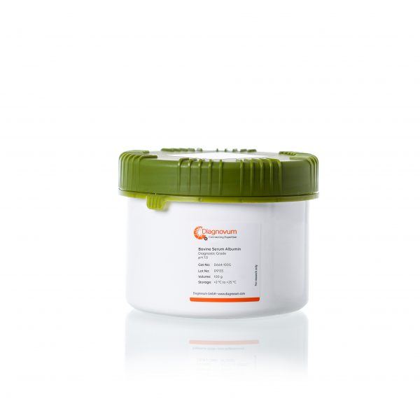 Bovine Serum Albumin, Diagnostic Grade, pH 7.0