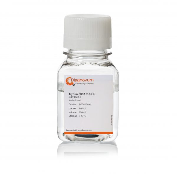 Trypsin-EDTA (0.05%) in DPBS (1x)