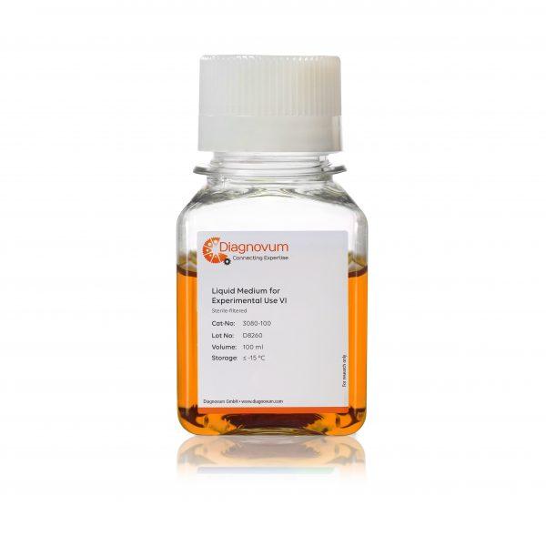 Liquid Medium for Experimental Use VI
