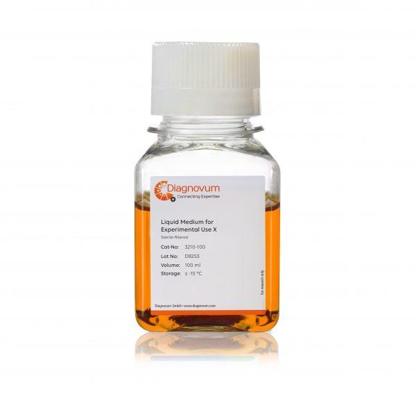 Liquid Medium for Experimental Use X