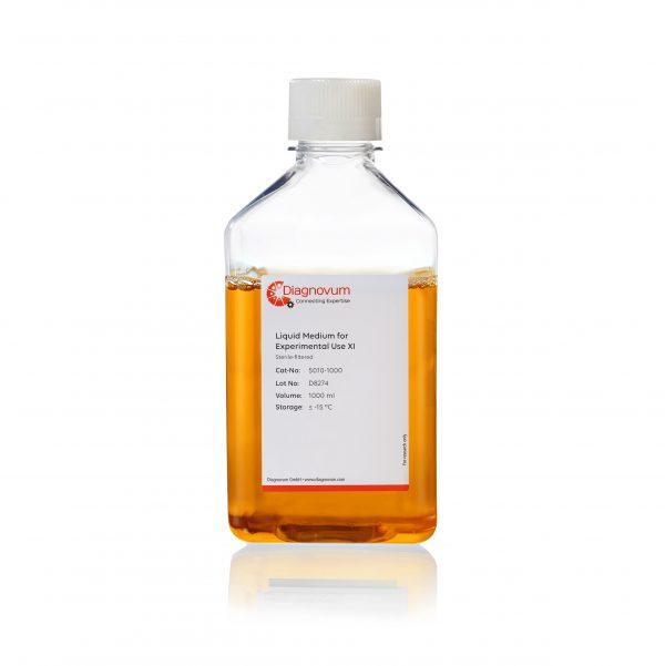 Liquid Medium for Experimental Use IX